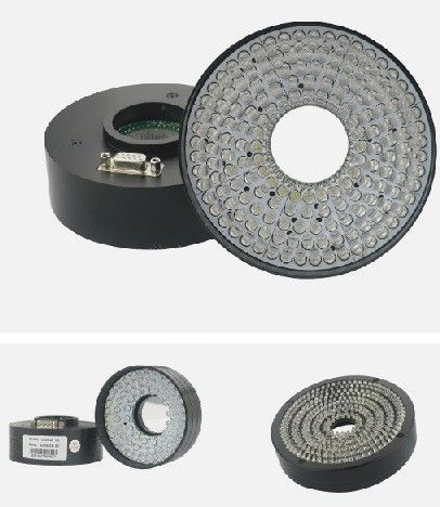 Multiple Section Vision Measurement Machine Surface Illumination Led Ring Light