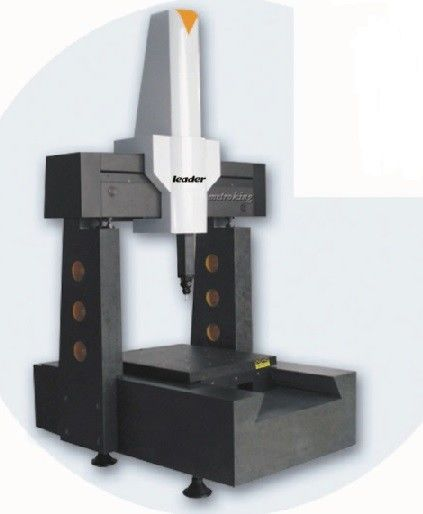 Super Accurate 3D Coordinate Measuring Machine 1.1 um Coordinate Measure Machine