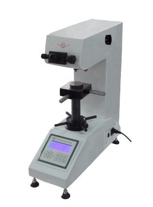 Low Loading Vickers Micro Hardness Tester 100X 400X Magnification Microhardness Tester