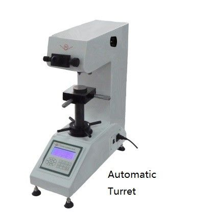 Automatic Turret Micro Hardness Tester 5 HV - 3999 HV Hardness Testing Equipment