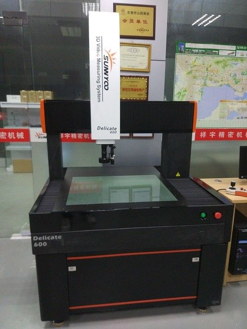 Optical 3D Composite Vision Measurement System Gantry Fully Automatic Programmable