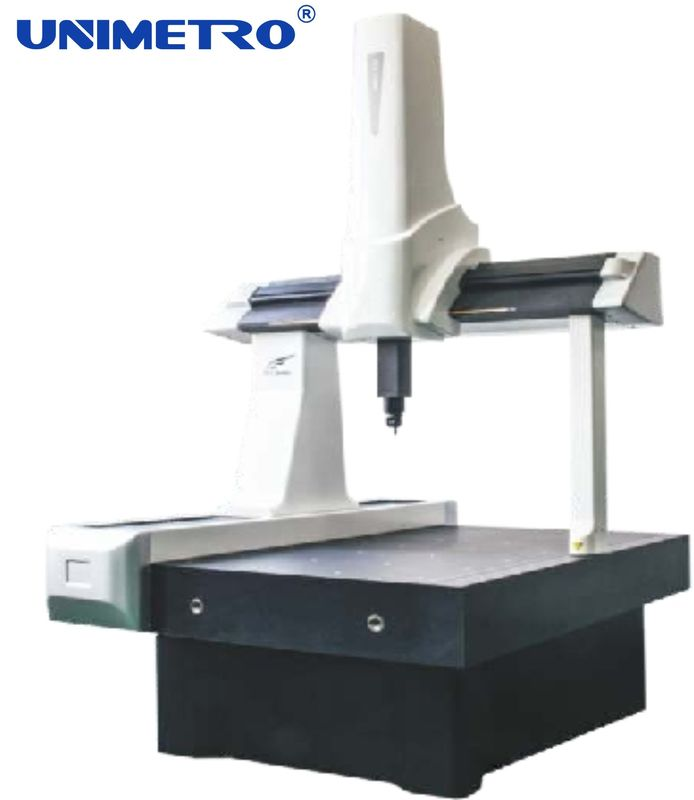 Electronic 3D Coordinate Measuring Machine / Bridge - Type CMM Measuring Equipment
