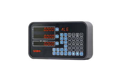 Sino Digital Readout System / 3 Axis Digital Readouts For Milling Machines