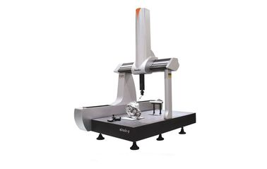 China High Accuracy 3D Coordinate Measuring Machines 1.5 um Coordinate Measuring System factory
