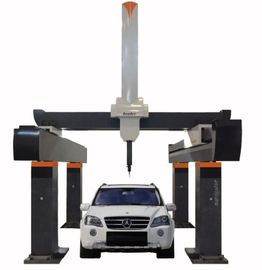 China CMM 3D Coordinate Measurement Machine DUO Drive Workshop Large Size Gantry Type factory