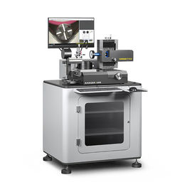 "Milling Tool Inspection System Tool Vision Measurement Machine With 24"" LCD Monitor"